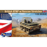 Gecko Models 35GM0035 1/35 British ATMP with Rescue Stretchers
