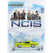 Greenlight 1/64 1970 Dodge Challenger NCIS Hollywood Series 2
