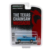 Greenlight 44820-B 1/64 1971 Chevrolet C-10 The Texas Chainsaw Massacre
