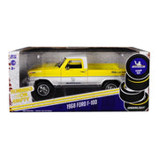 Greenlight 85023 1/24 1968 Ford F-100 Michelin Tyres Running on Empty