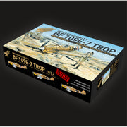 HGW 103201 1/32 Messerschmitt Bf 109E-7 Trop LTD ED Plastic Model Kit