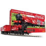 Hornby R1276S Summertime Coke Electric Model Train Set