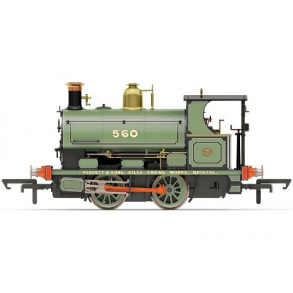 Hornby OO Peckett Works Livery No.560/1893 0-4-0ST