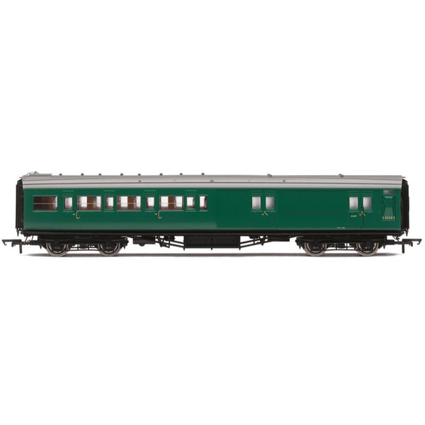 Hornby OO BR Maunsell Corridor Four Compartment Brake Second S3233S Set 399 Era 5
