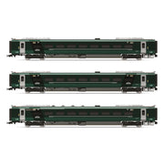 Hornby R4870 OO GWR IEP Bi-Mode Class 800/0 Coach Pack Era 11