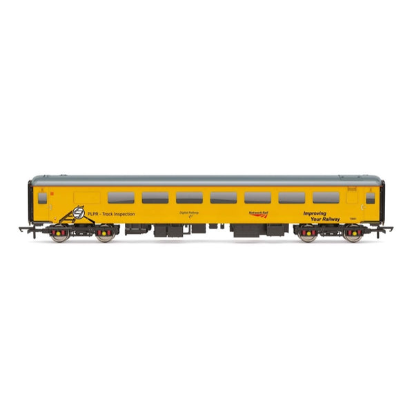 Hornby Network Rail Mk2F Plain Line Pattern Recognition Vehicle 72631 - Era 10