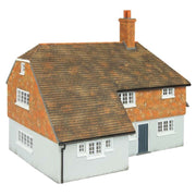 Hornby R7291 OO Hazel Cottage Resin Building