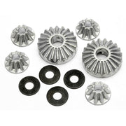 HPI 101087 Steel Diff Gear Set: Trophy