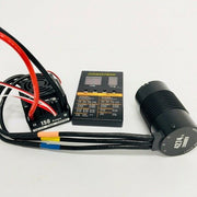 Hobbywing Brushless 1/8 Combo 2000kv Motor and 150A ESC