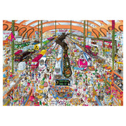 Heye 29730 Schone Train Station Puzzle 2000pc