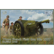 IBG 1/35 75mm French Field Gun Mle 1897-Modified 1938 IBG-35056