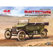 ICM 1/35 Model T 1917 Touring WWI Australian Army Staff Car