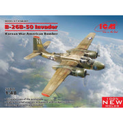 ICM 48281 1/48 B-26B-50 Invader Korean War American Bomber