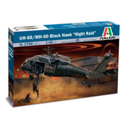 Italeri 2706 1/48 UH-60A Blackhawk Night Raider