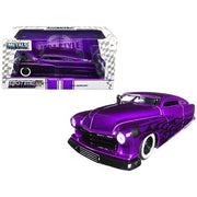 Jada 1/24 BTK 1951 Mercury Candy Purple