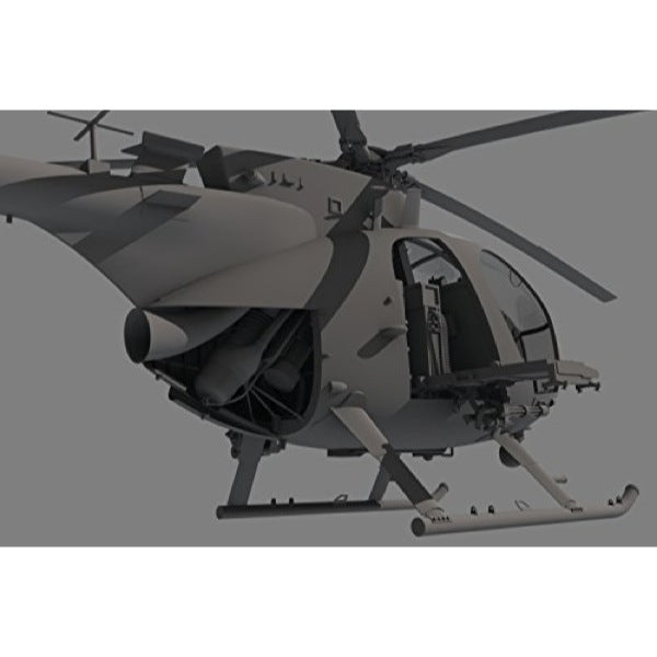 Kitty Hawk 1/35 AH-6J/MH-6J Little Bird Nightstalkers