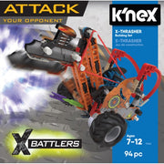 KNex 17063 X-Battlers X-Saw Attacker Building Set*