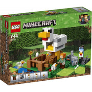 LEGO 21140 Minecraft The Chicken Coop