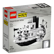 LEG-21317 LEGO Ideas Steamboat Willie