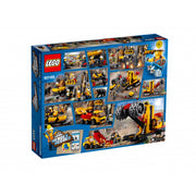 LEGO 60188 City Mining Experts Site