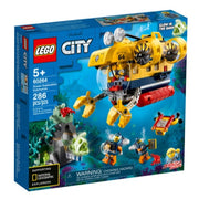 LEGO 60264 City Exploration Submarine