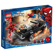 LEGO 76173 Super Heroes Spider-Man and Ghost Rider vs Carnage