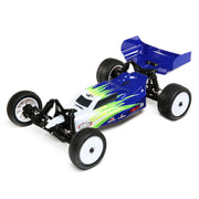 Losi LOS01016T1 Mini-B 1/16 2wd RC Buggy (Blue)