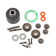 Losi HD Diff Housing and Internals Baja Rey