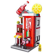 Loz Mini Street Cola Drink Shop