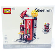 Loz 1622 Mini Street Cola Drink Shop