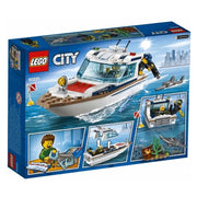 LEGO 60221 City Diving Yacht