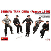 Miniart 35191 1/35 German Tank Crew France 1940