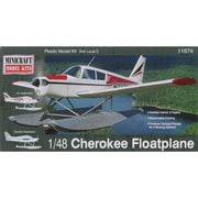 Minicraft 11674 1/48 Piper Cherokee Float Plane