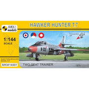 Mark I Models 14481 1/144 Hawker Hunter T.7 Two-seat Trainer*