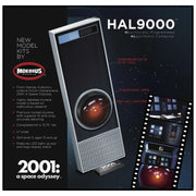 Moebius 2001-5 1/1 HAL9000 2001 A Space Odyssey Plastic Model Kit