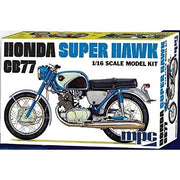 MPC 898 1/12 Honda Super Hawk Motorcycle