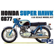 MPC 1/12 Honda Super Hawk Motorcycle