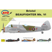 MPM 1/72 Bristol Beaufighter Mk.VI*