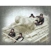 Master Box 1/35 German Tank Crew 1944-45 MB35201
