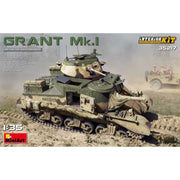 MiniArt 1/35 Grant Mk.I Interior Kit MA35217
