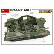 MiniArt 35217 1/35 Grant Mk.I Interior Kit