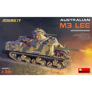 MiniArt 35287 1/35 Australian M3 Lee with Interior Plastic Model Kit MA35287