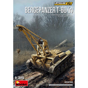 Miniart 1/35 Bergepanzer T-60 (r) Interior Kit