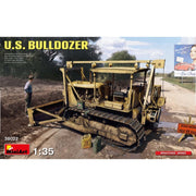 Miniart 1/35 US Bulldozer