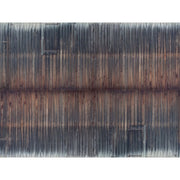 Noch HO Cardboard Sheet Timber Wall Weathered