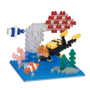 Nanoblock Scuba Diving