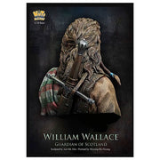 Nuts Planet B025 1/10 William Wallace Guardian of Scotland Hand Resin bust