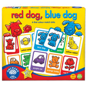 Orchard Toys Red Dog, Blue Dog*