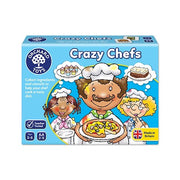 Orchard Game Crazy Chefs Game
