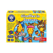 5011863103789 Orchard Toys Giraffes In Scarves OC070N